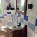 Antika husco + Denia lavande+azul claro
