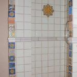 Dusche Eingang