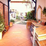 Eingang Cotto Di Siena