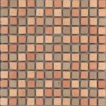 Elda TriColor Mosaik 2,2x2,2 cm