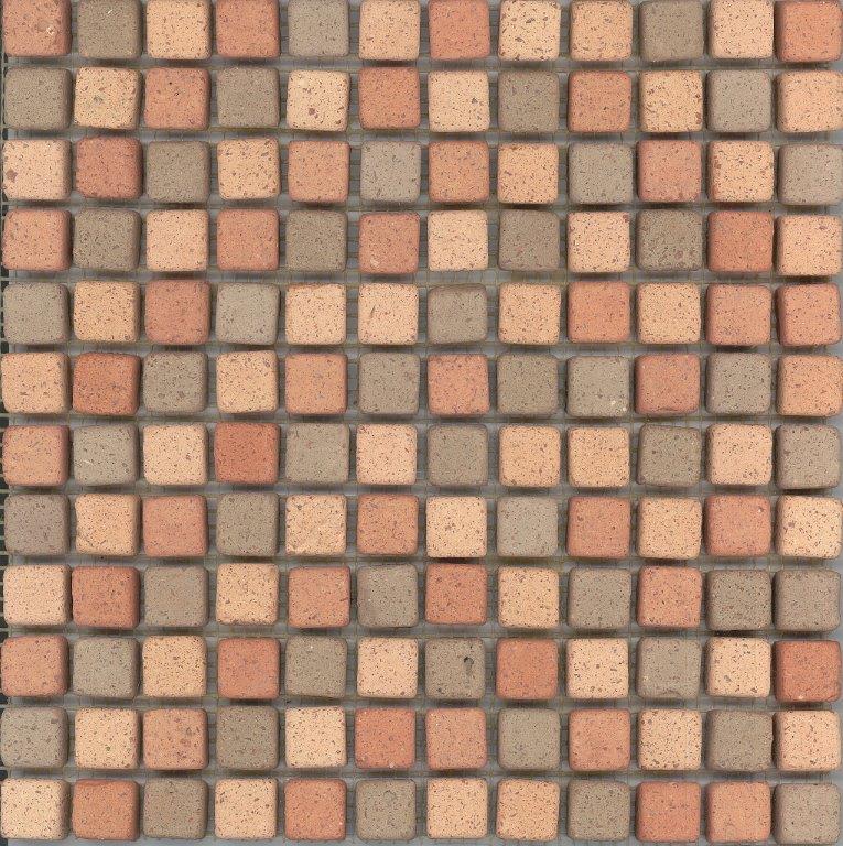 Mosaik Fliesen Cotto Hof - Mosaik fliesen terracotta