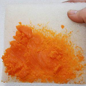 Wachs orange